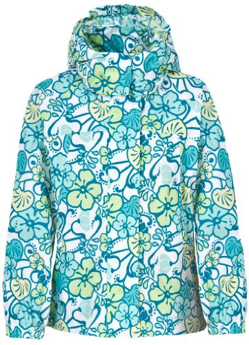 Trespass Jolo Girls Rain Jacket