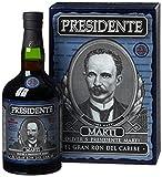 Presidente 23 Jahre Rum