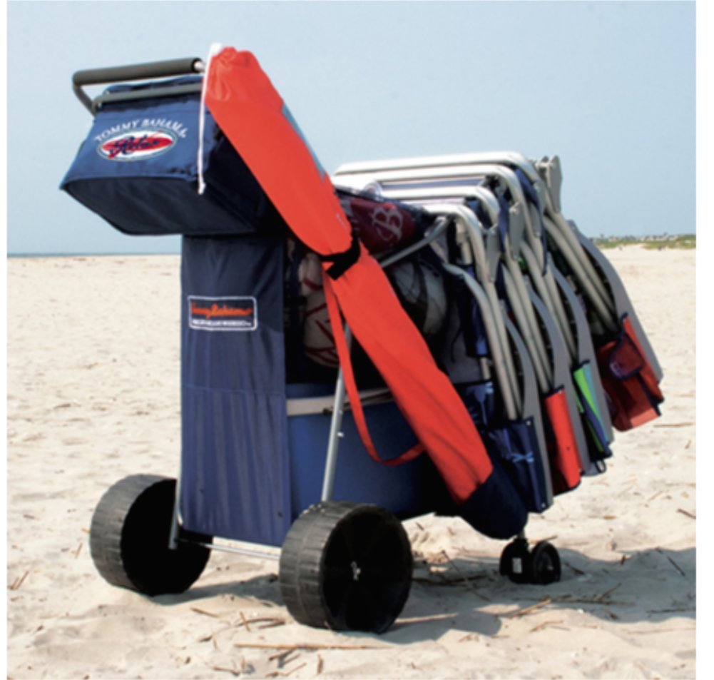 Tommy Bahama Backpack Cooler Beach Chairs PICK YOUR COLORS + Beach ...