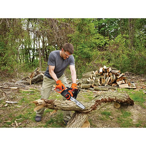 Black and Decker LCS1240 Cordless Chainsaw Review