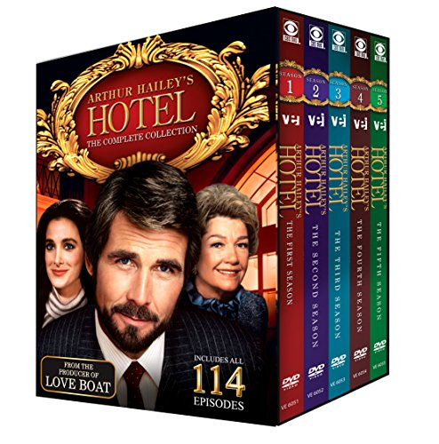 DVD : Hotel: The Complete Collection (Boxed Set, Slipsleeve Packaging, 31PC)