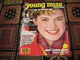 img - for Young Miss Magazine (Michael Jackson , The Mystery of MJ , Miss YM'84) book / textbook / text book