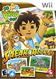 Go Diego Go Safari Rescue revision