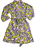 Fancy Big Girls'  Hippy Print Robe