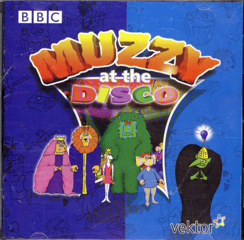Muzzy at the Disco ~ BBC Language Learning Software