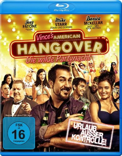 Vince's American Hangover - Die wilde Partynacht [Blu-ray]