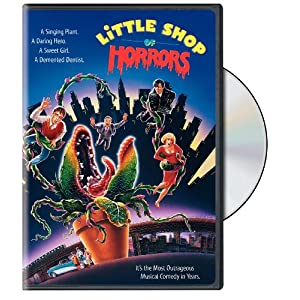 61iGQW91GOL. SL500 AA300  Little Shop of Horrors (Keepcase) (1986)