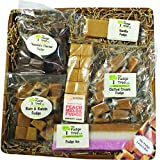 The Fudge Tree Fudge Lover's Basket (Pack of 1)