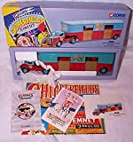 corgi classic chipperfields bedford O articulated horsebox 1.50 scale limited edition diecast model