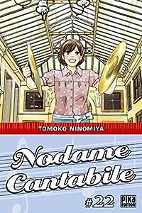 Nodame Cantabile Edition simple Tome 22