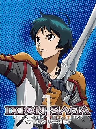 イクシオン サーガ DT 1 [Blu-ray]