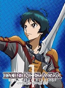 イクシオン サーガ DT 1 (初回限定仕様) [Blu-ray]