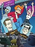 Image de Futurama  : L'intégrale Saisons 1 à 8 + 4 longs métrages