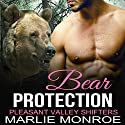 Bear Protection: Pleasant Valley Shifters, Book 1 Audiobook by Marlie Monroe Narrated by David Quimby