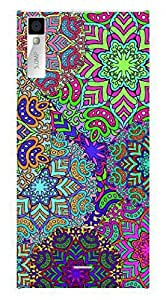 UPPER CASE™ Fashion Mobile Skin Vinyl Decal For Xolo-Q600s [Electronics]