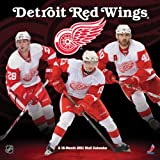 Detroit Red Wings 2011 Wall Calendar