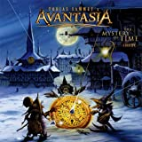 POP CD, Avantasia - The Mystery Of Time -A Rock Epic- (2CD)[002kr]
