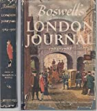 Image of The Yale Editions of the Private Papers of James Boswell: Boswell's London Journal 1762-1763