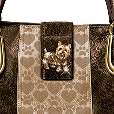 "Handbag: Puppy Love ""Choose Your Favorite Dog Breed"" Handbag by The Bradford Exchange"