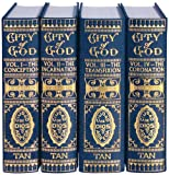 The Mystical City Of God: 4 Volume Set