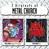 echange, troc Metal Church - Live / Hanging In The Balance