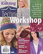 Creative Knitting Technique Workshop April…
