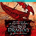 The Search for the Red Dragon Audiobook by James A. Owen Narrated by James Langton