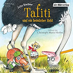 Tafiti und ein heimlicher Held (Tafiti 5) Audiobook