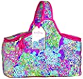 Lilly Pulitzer Insulated Party Cooler - Lillys Lagoon