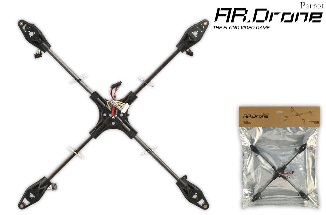 Parrot AR.Drone - Zentralkreuz