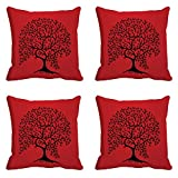 Tree Digitally Printed Cushion Cover (16x16)