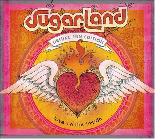 Original album cover of Love On The Inside [Deluxe Fan Edition] by Sugarland