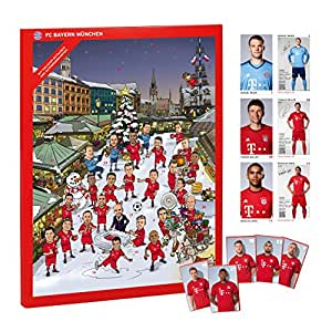 Bayern Los Adventskalender