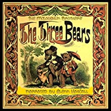 The Three Bears (       UNABRIDGED) by The McLoughlin Brothers Narrated by Glenn Hascall