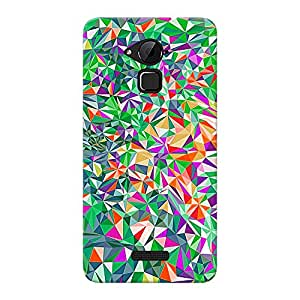 Inkif Printed Designer Case Mobile Back Cover For Coolpad Note 3 Plus