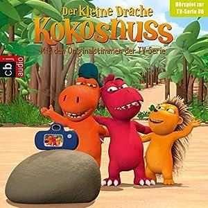 Die Schatzkarte / Bauch, Beine, Po / Vater und Sohn / Big Bo auf Trampelkurs (Der Kleine Drache Kokosnuss - Hörspiel zur Serie 6) Hörspiel