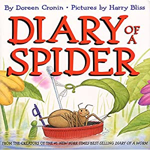 Diary of a Spider Audiobook