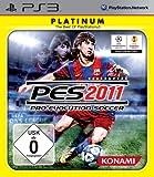 echange, troc Sony PS3: Pro Evolution Soccer 2011 Platinum avec PES 2011 unternimmt Konami que bislan