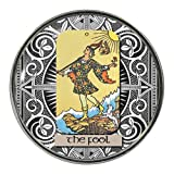 The Fool Tarot Card Pin Badge
