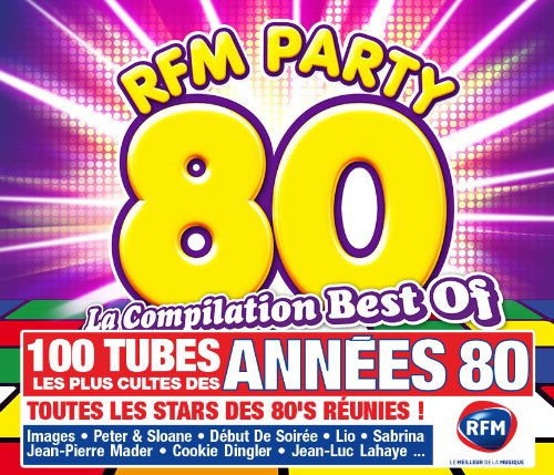 Various Artists - Rfm Party 80