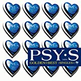 GOLDEN☆BEST/PSY・S[saiz] SINGLES+