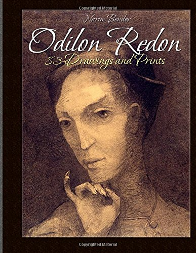 Odilon Redon: 83 Drawings and Prints