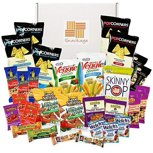 Healthy-Snacks-Care-Package-by-Snackage-31-Count
