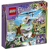 レゴ フレンズ ドキドキジャングルリバー 41036