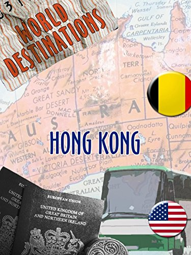 World Destinations - Hong Kong