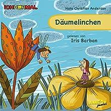 Däumelinchen Hörbuch von Hans Christian Andersen Gesprochen von: Iris Berben
