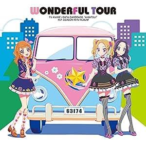 TVアニメ/データカードダス「アイカツ!」4thシーズン挿入歌ミニアルバム「Wonderful Tour」 [CD]