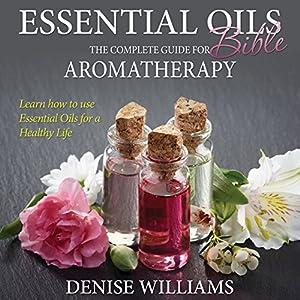 Essential Oils Bible Audiobook