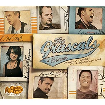 The Grascals and Friends - Country Classics CD