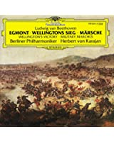 """Beethoven: """"Egmont""""; Wellington's Victory; Military Marches"""